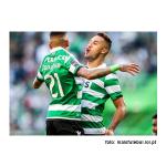 Futebol - Sporting-2 V. Guimarães-0