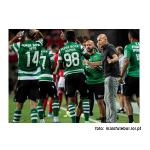 Futebol - Benfica-5 Sporting-0