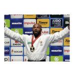 Jorge Fonseca, campeão do Mundo de Judo!