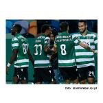 Futebol - Sporting-1 Moreirense-0