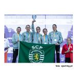 Atletismo - Campeãs Nacionais de Estrada com Carla Salomé Rocha em destaque