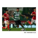 Futebol - Sporting-0 Benfica-2