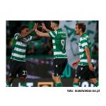 Futebol - Sporting-2 Desp. Aves-0