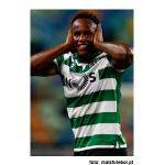 Futebol - Sporting-1 Paços de Ferreira-0