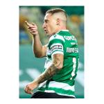 Futebolista do mês de Outubro de 2020 - Nuno Santos