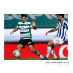 Futebol - Sporting-2 FC Porto-2