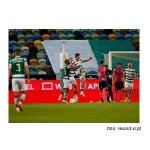 Futebol - Sporting-2 Moreirense-1