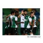 Futebol - Sporting-3 P. Ferreira-0