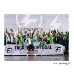 Futsal - Sporting-7 Sp. Braga-1 - Conquistámos a Taça de Portugal!