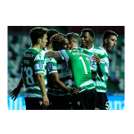 Futebol - Sporting-2 FC Porto-1