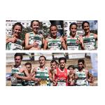 Atletismo - Campeões nacionais de corta-mato longo em ambos os sexos!