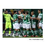 Futebol - Sporting-1 V. Guimarães-0