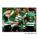 Futebol - Sporting-2 Santa Clara-1