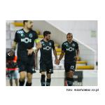 Futebol - Moreirense-1 Sporting-1