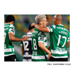 Futebol - Sporting-1 FC Famalicão-1