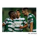 Futebol - Sporting-2 Nacional-0
