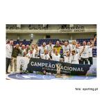 Hóquei em Patins - FC Porto-5 Sporting-6 - Somos Campeões!