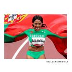 Patrícia Mamona, vice campeã olímpica!