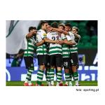 Futebol - Sporting-3 FC Vizela-0