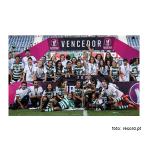 Futebol - Sporting-2 Benfica-0 - As nossas meninas conquistam pela 2ª vez a Supertaça